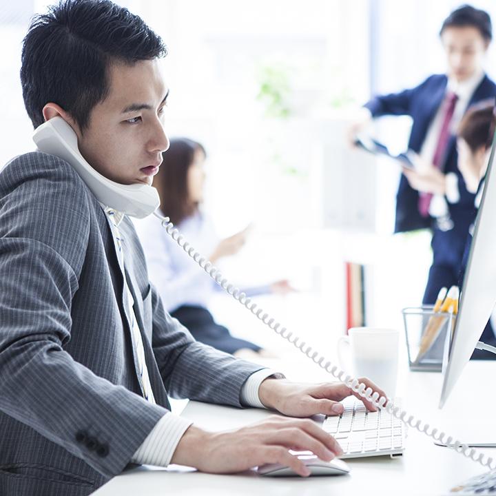 数ある職種の中でも特に多い「営業」